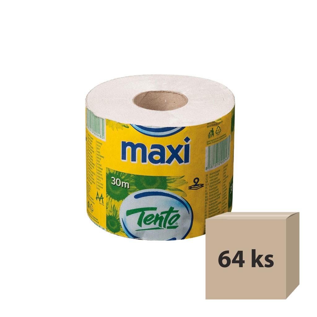 Toaletný papier Maxi 2x300, 64 ks