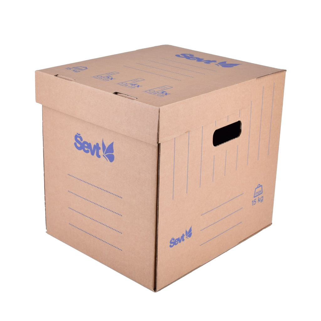 ŠEVT Archívna krabica, 26 x 33 x 30 cm