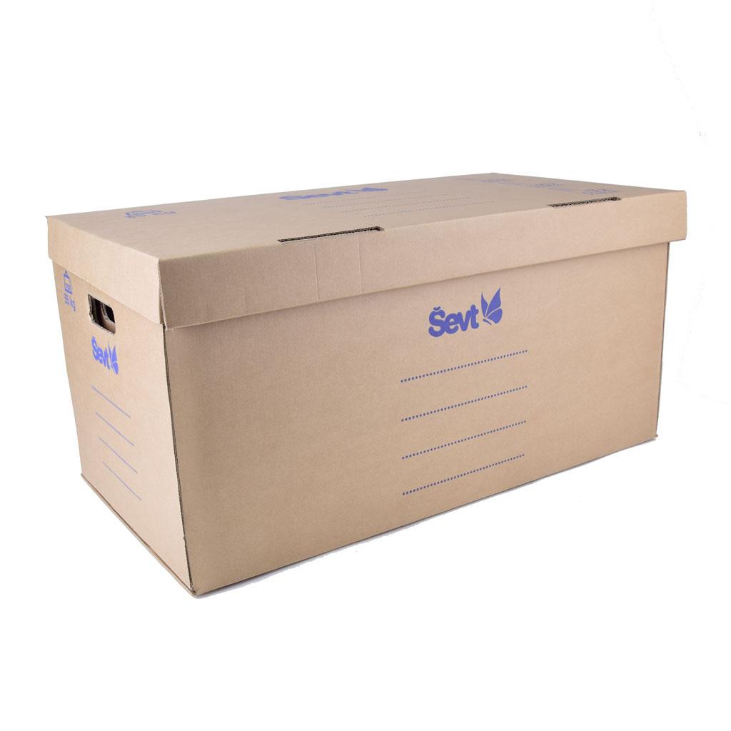 ŠEVT Archívna krabica, 60 x 33 x 30 cm