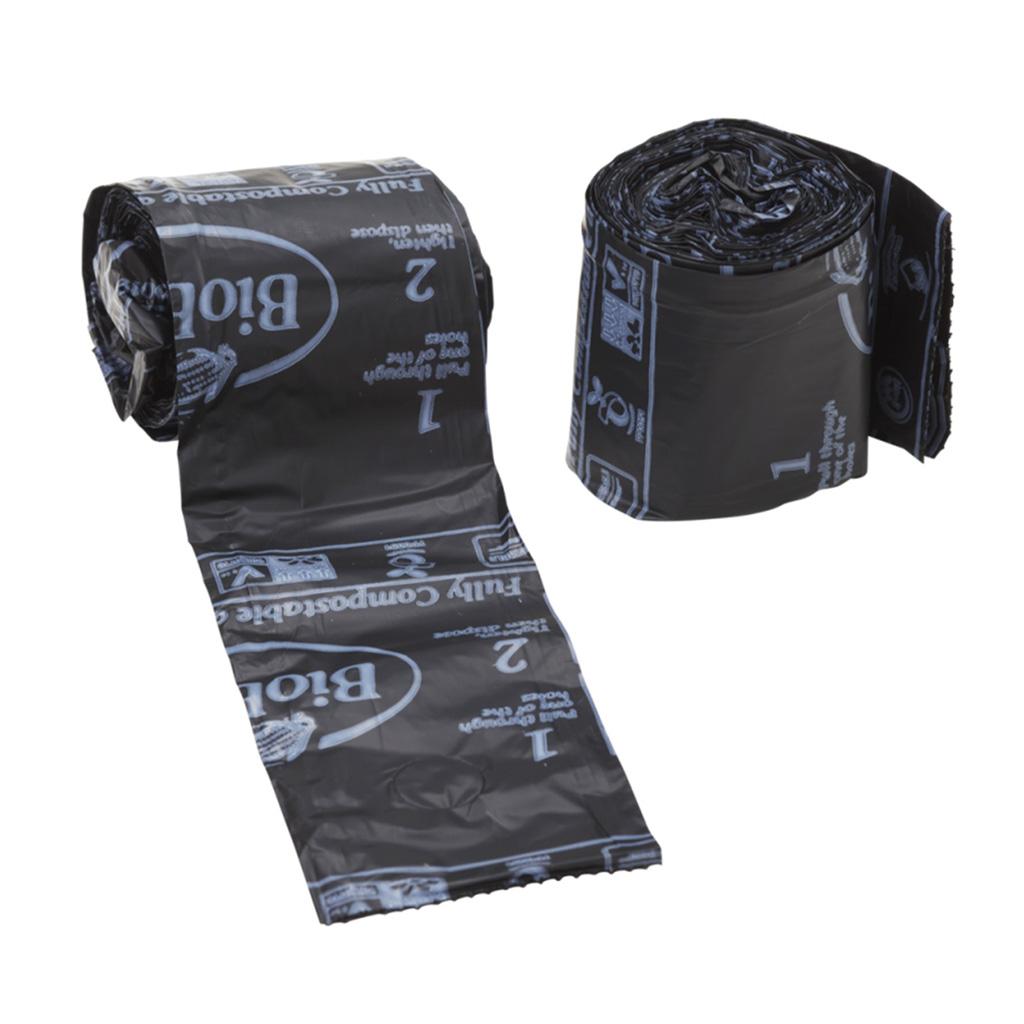 BioBag kompostovateľné vrecká na exkrementy, 40 ks