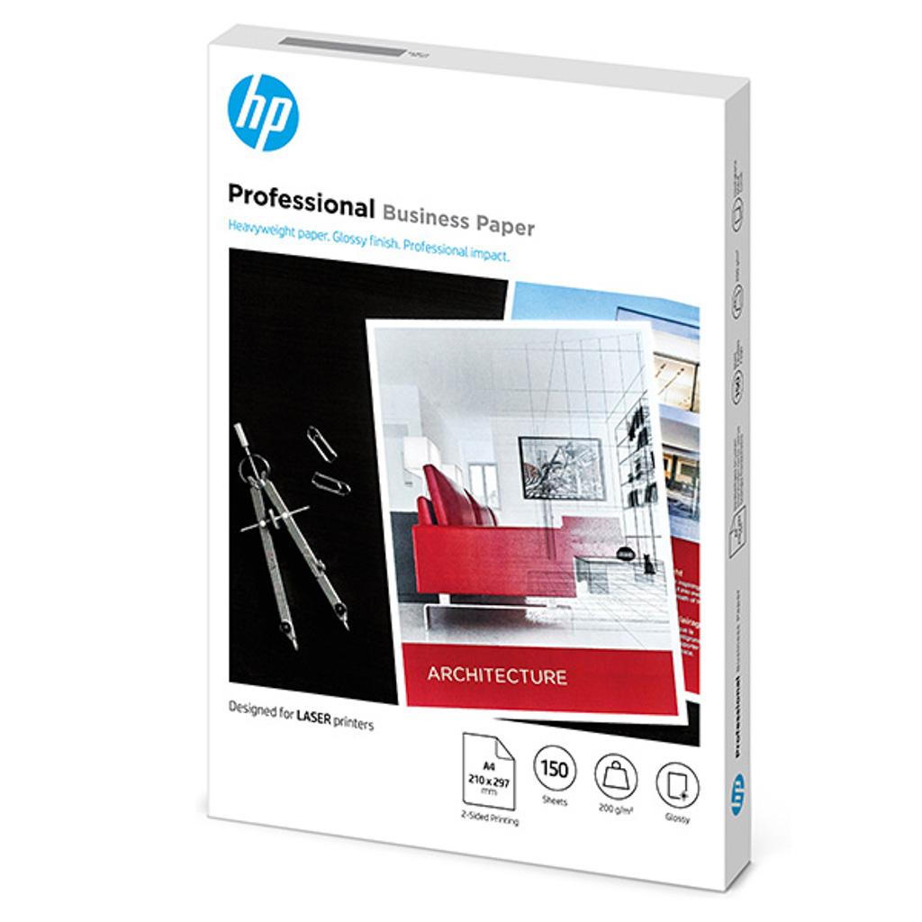Papier HP laser Professional Business glossy, FSC, A4, 200g, 150 hárkov, 7MV83A