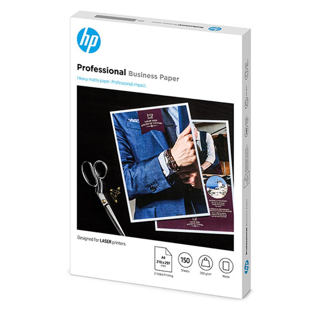 Papier HP laser Professional Business heavy matte, FSC, matný, A4, 200g, 150 hárkov, 7MV80A