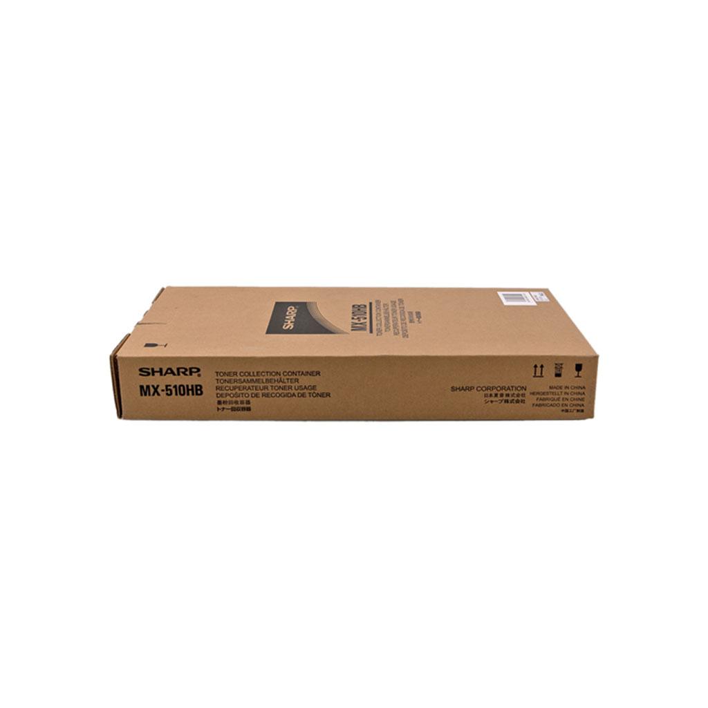 Toner Sharp MX-510HB Odpadová nádoba pre MX-4112N, 4112NA, 5112N, 5112NA (18.000 str.)
