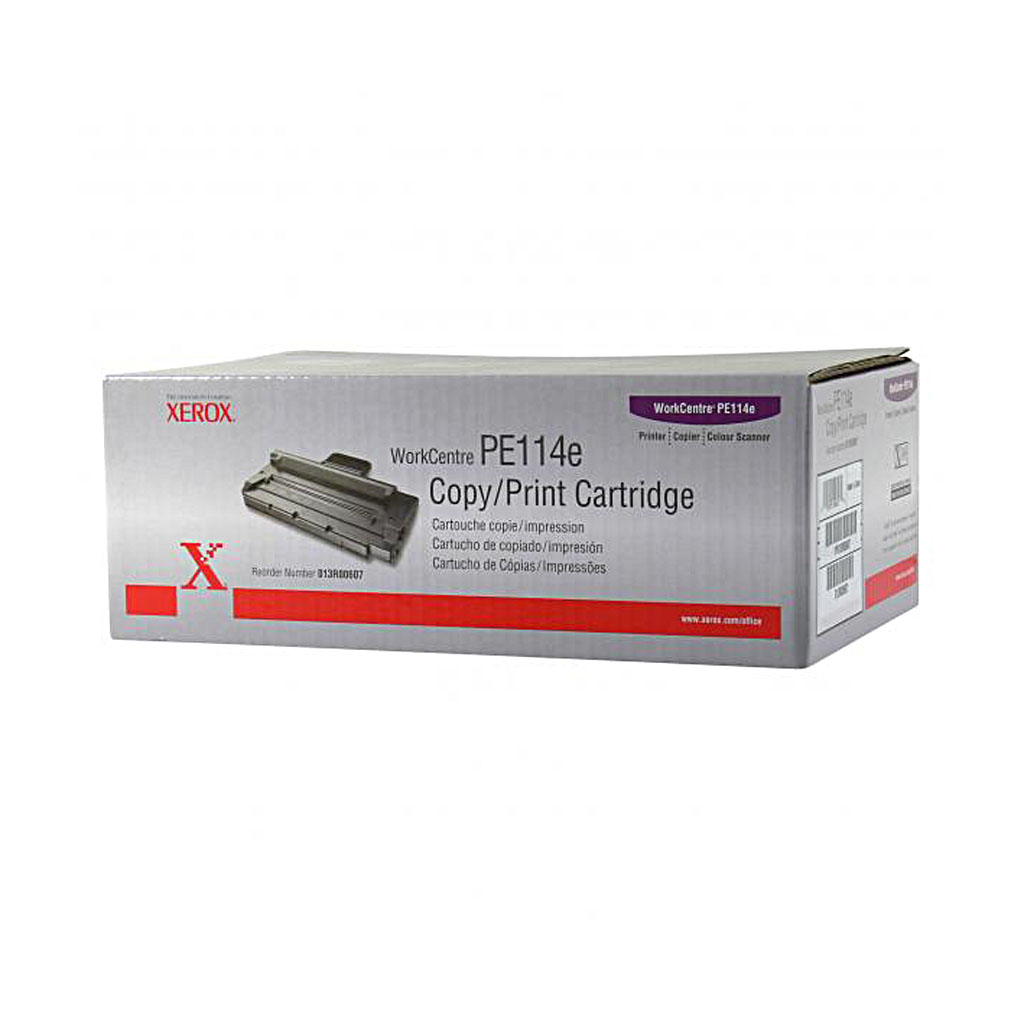Toner Xerox 13R00607 WorkCentre PE114 (3.500 str.)