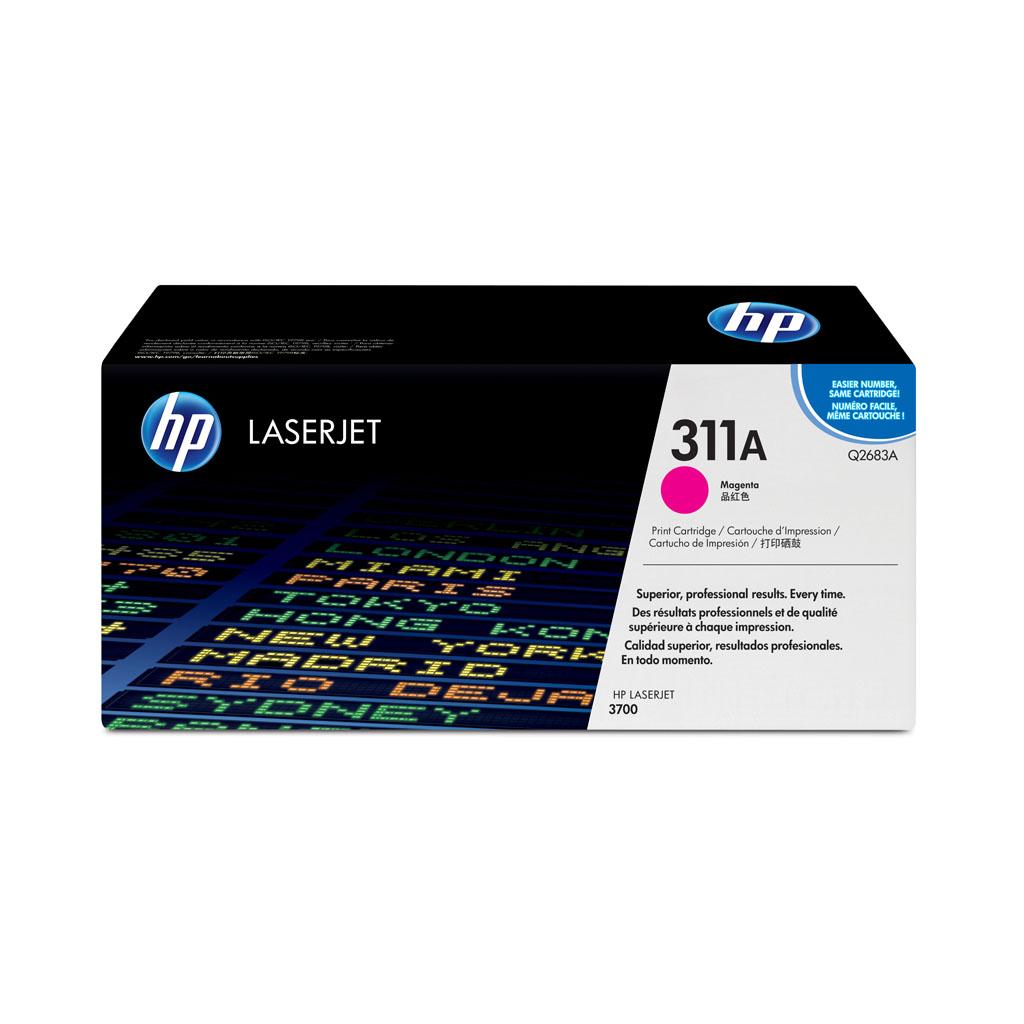 Toner HP Q2683A pre CLJ 3700 (6.000 str.) Magenta