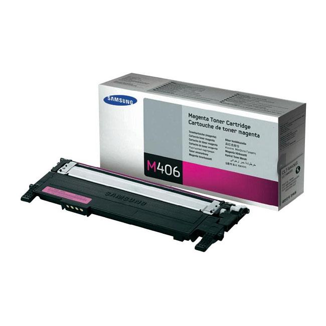 Toner Samsung CLT-M406S pre CLP 360, 365, CLX 3300, 3305 (1.000 str.) Magenta