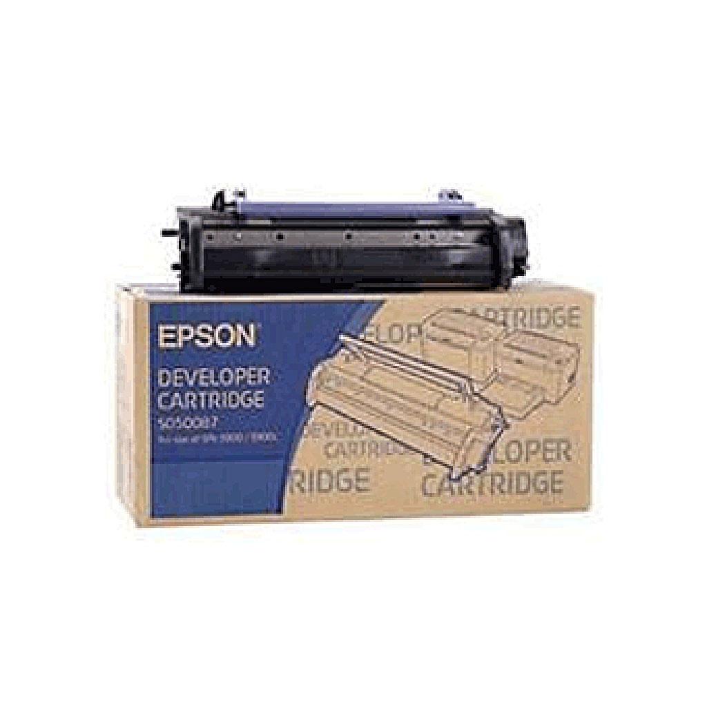 Toner Epson C13S050087 pre EPL 5900, EPL 6100 (6.000 str.)