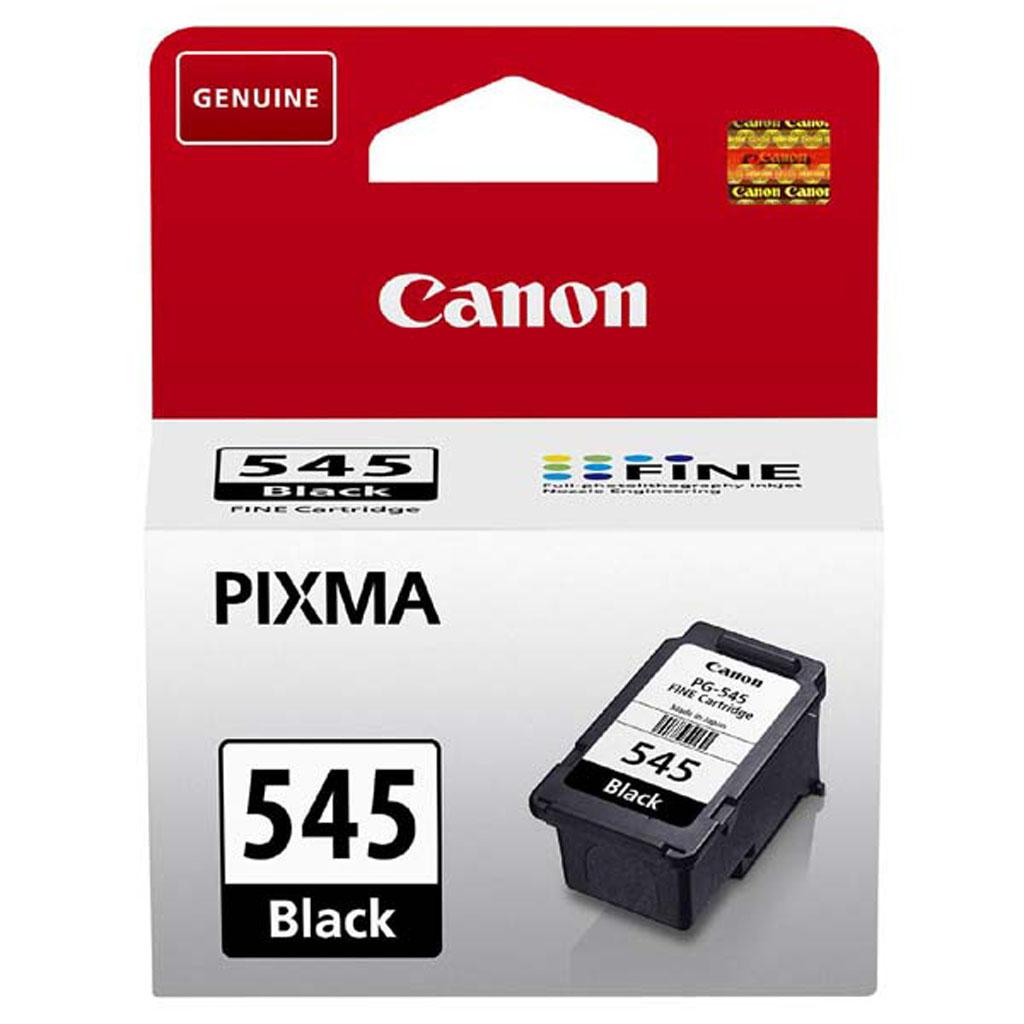 Inkjet Canon PG-545 pre MG2450, 2550 (180 str.) black