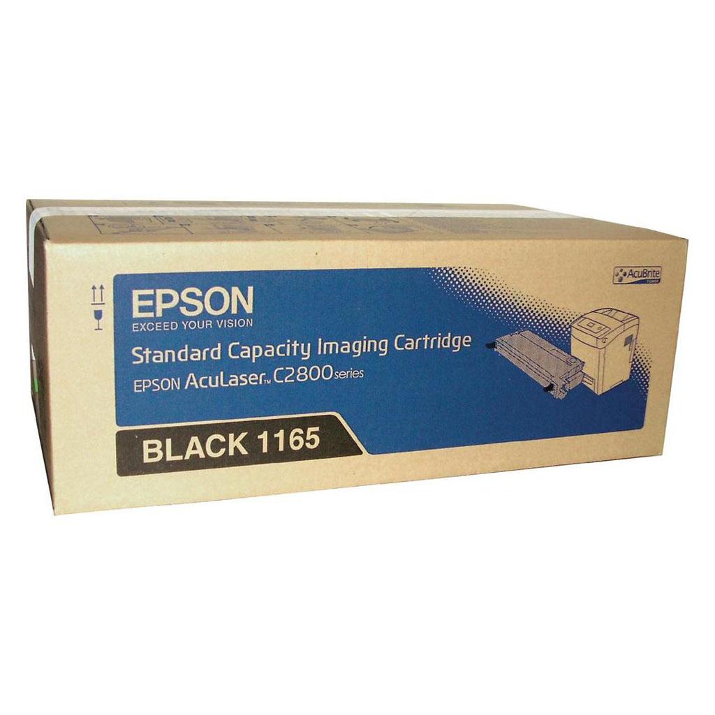 Toner Epson C13S051165 pre AcuLaser C2800 Series (3.000 str.) Black