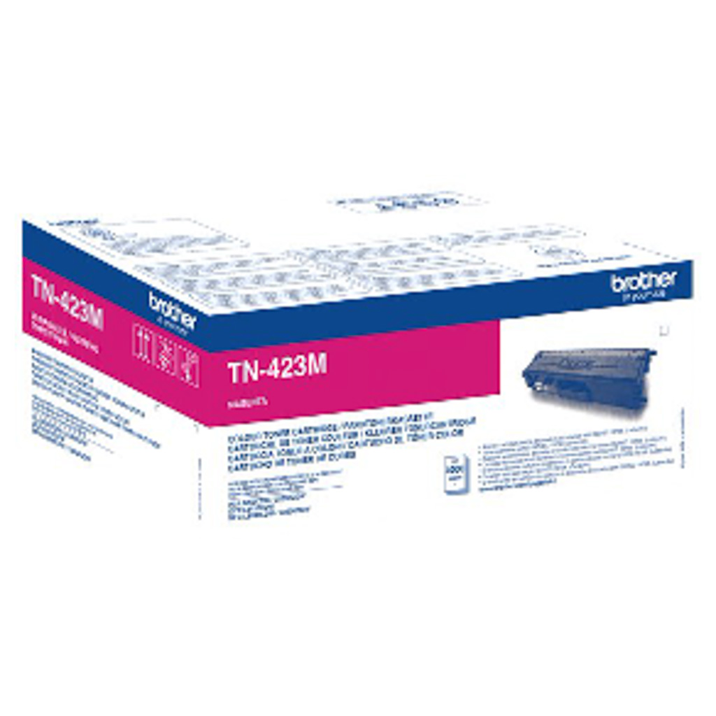 Toner Brother TN-423 pre HL-L8260CDW, DCP-L8410CDW, MFC-L8690CDW/L8900CDW (4.000 str.) Magenta