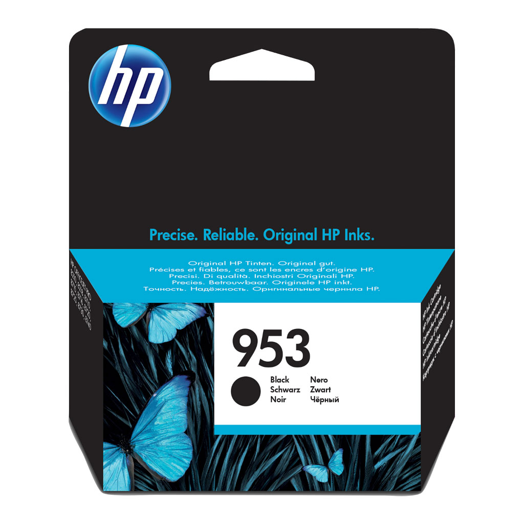 Inkjet HP L0S58AE No.953 pre OJ Pro 8218, 8710, 8720, 8740 (1.000 str.) Black