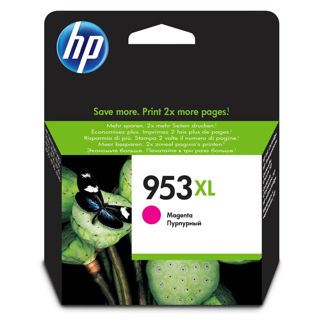 Inkjet HP F6U17AE No.953XL pre OJ Pro 8218, 8710, 8720, 8730, 8740 (1.600 str.) Magenta XL