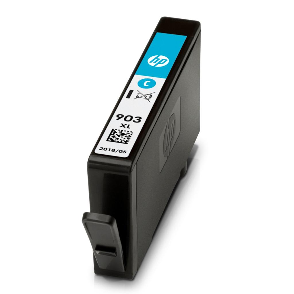 Inkjet HP T6M03AE No.903XL pre Officejet 6962, Pro 6960, 6961, 6963, 6964, 6965, 6966 (825 str.) Cyan XL