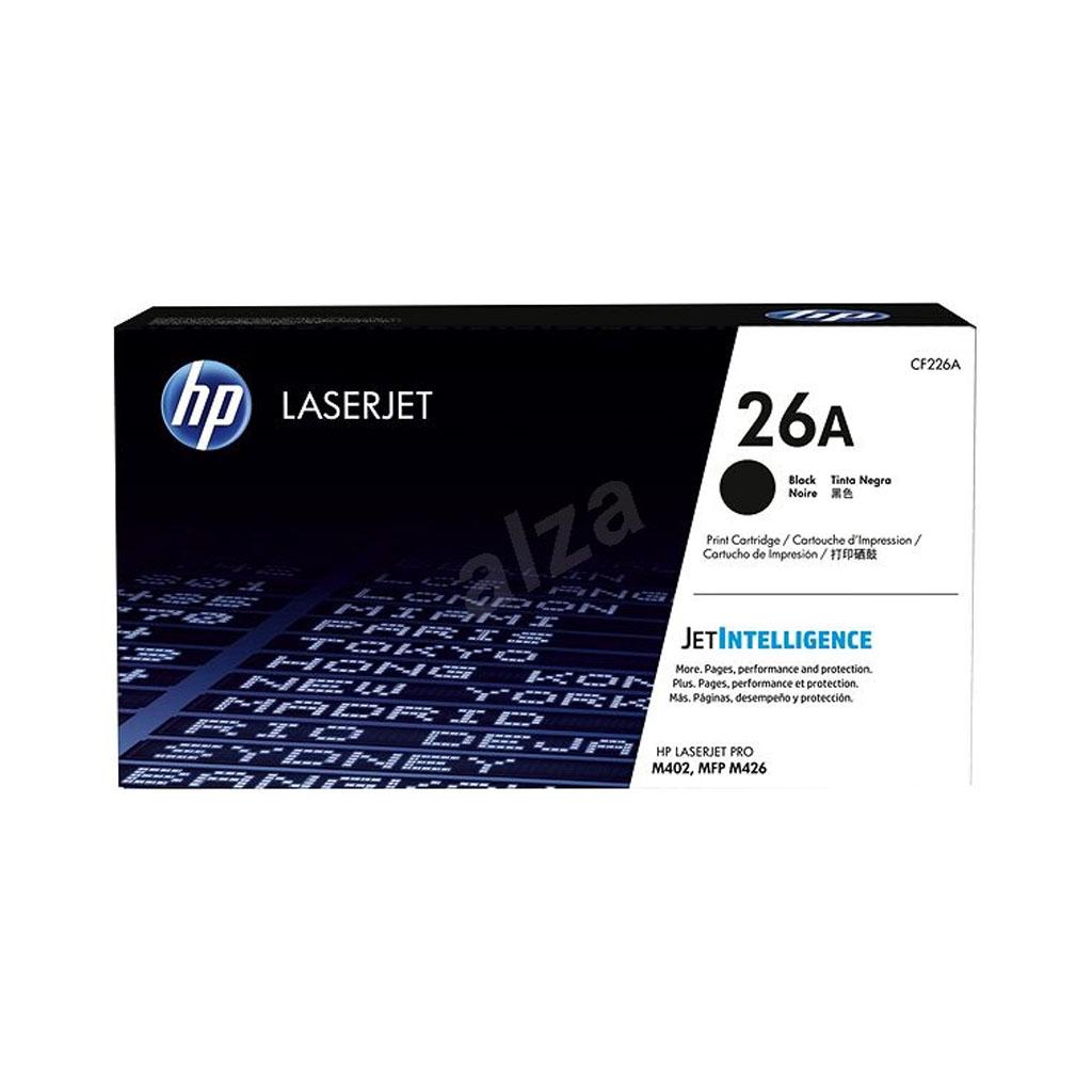 Toner HP CF226A No.26A pre LaserJet Pro M402, Pro MFP M426 (3.100 str.)