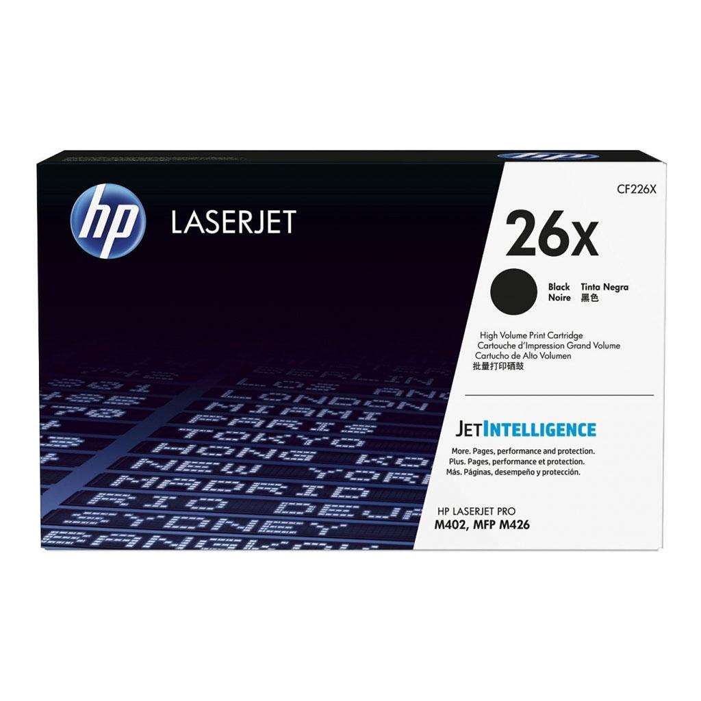 Toner HP CF226X No.26X pre LaserJet Pro M402, Pro MFP M426 (9.000 str.)