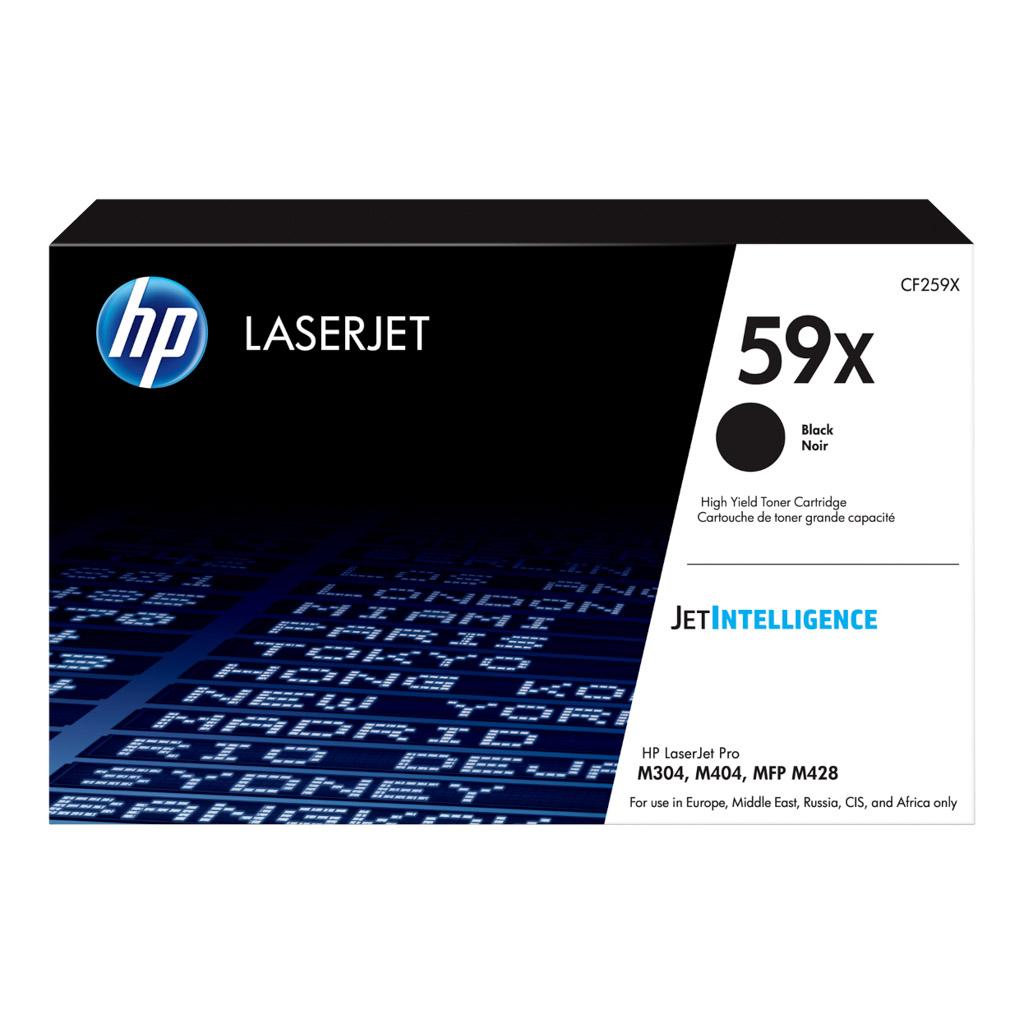 Toner HP CF259X No.59X pre LaserJet Pro M404, M403, MFP M428 (10.000 str.)