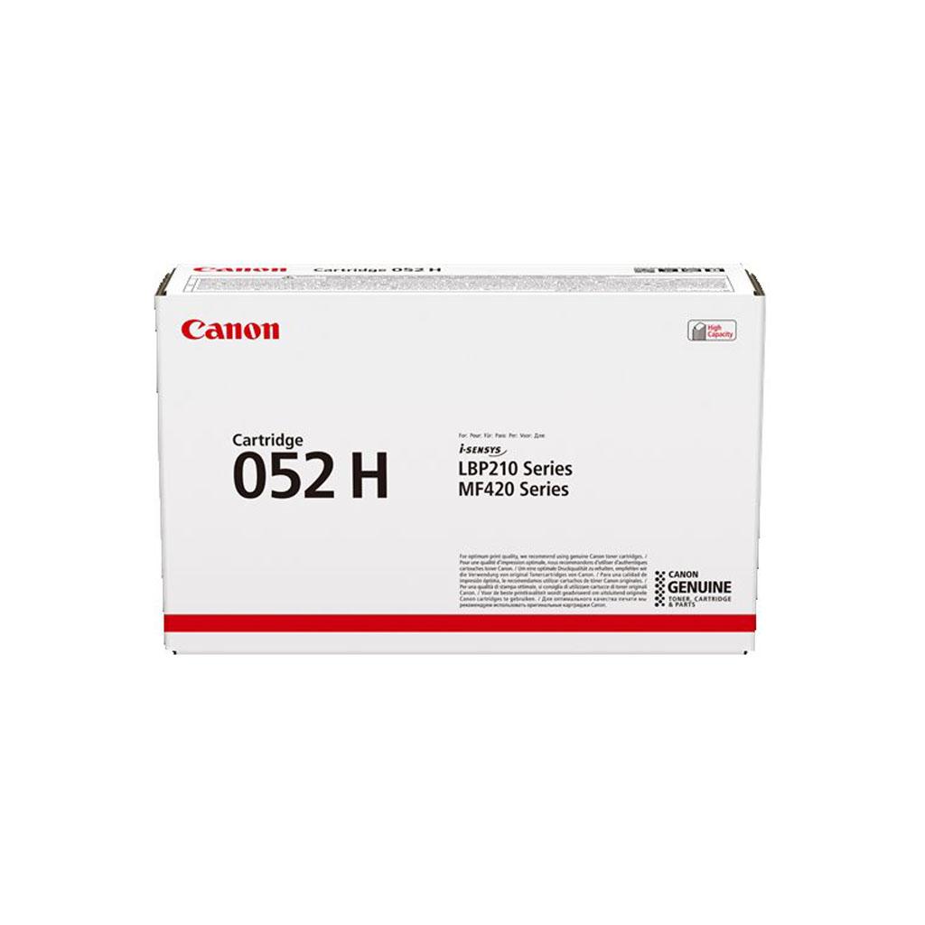 Toner Canon CRG-052H pre i-SENSYNS LBP212/LBP215, MF421/MF429 (9.200 str.) Black