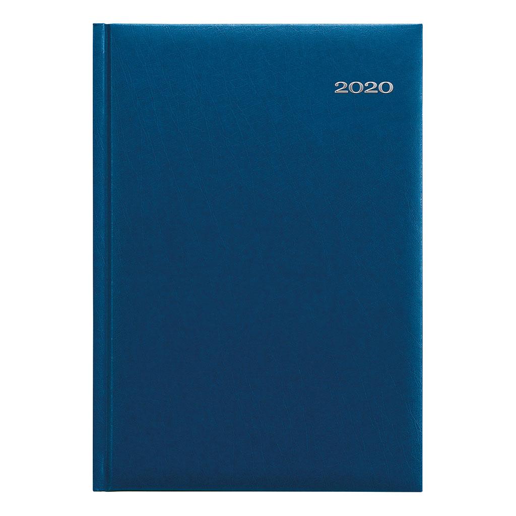 Týžd. diár KRONOS modrý 2020 / A5 (148x210 mm)