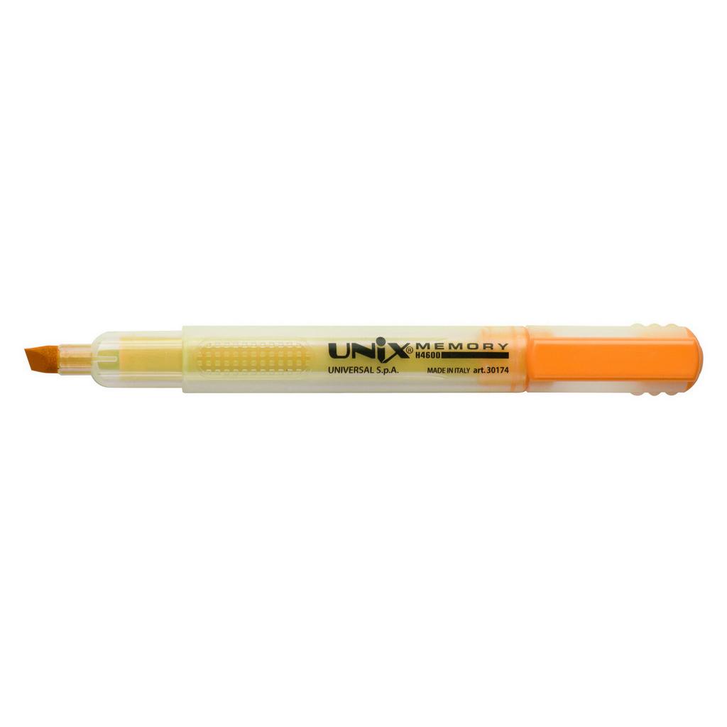 Carioca/Corvina Memory zvýrazňovač 5,5mm, vodná báza, oranžová