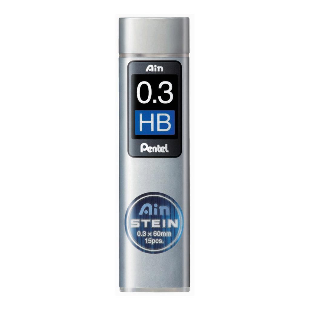 Pentel Tuha do mechanickej ceruzky C273-HB 0,3 mm