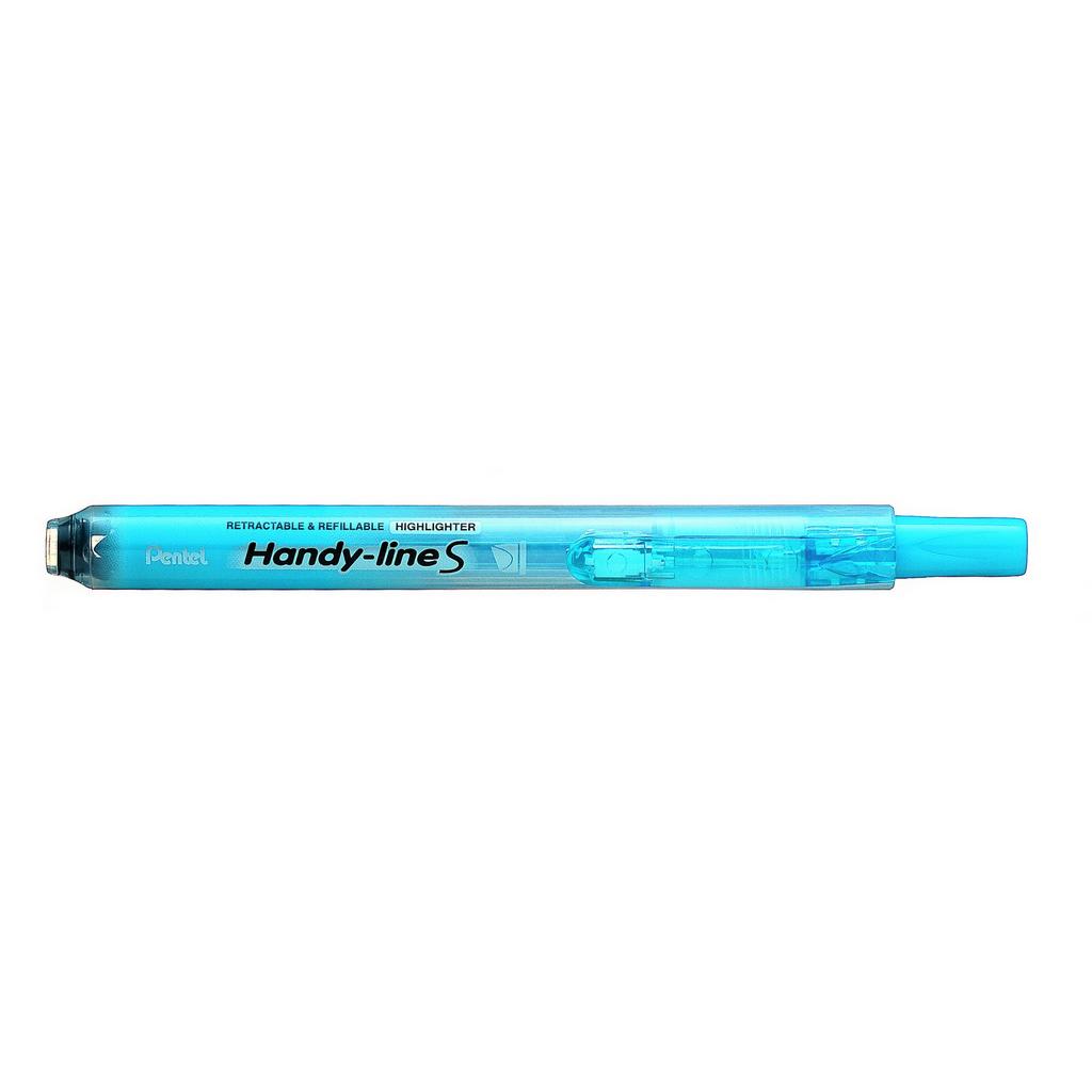 Pentel Zvýrazňovač klik SXS15-S, modrá