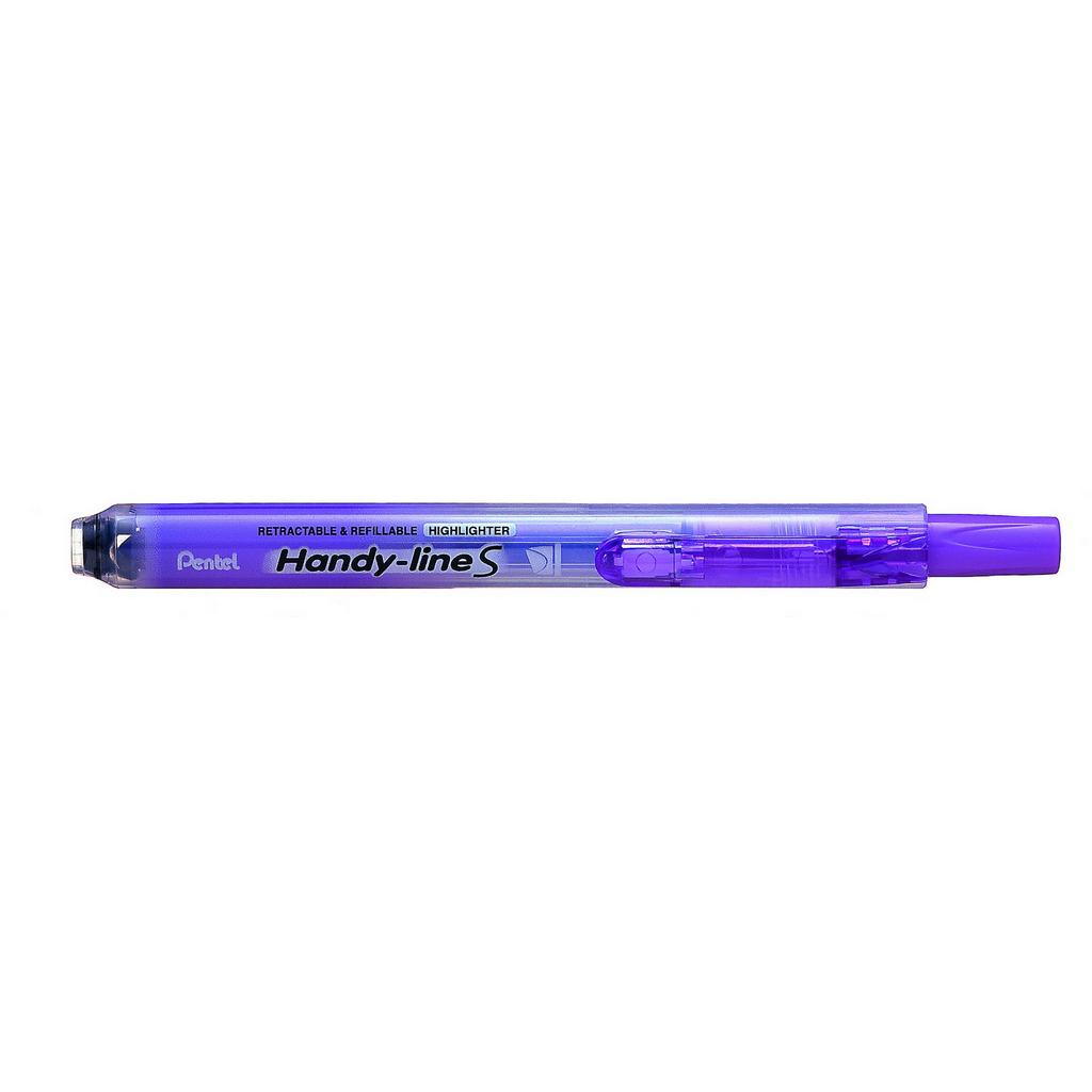 Pentel Zvýrazňovač klik SXS15-V, fialová