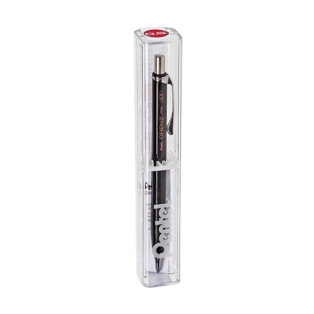 Pentel Mechanická ceruzka Orenz 0,5 mm f. tela čierna