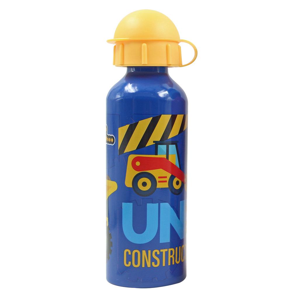 Fľaša s vrchnákom, 500 ml, chlapčenský motív