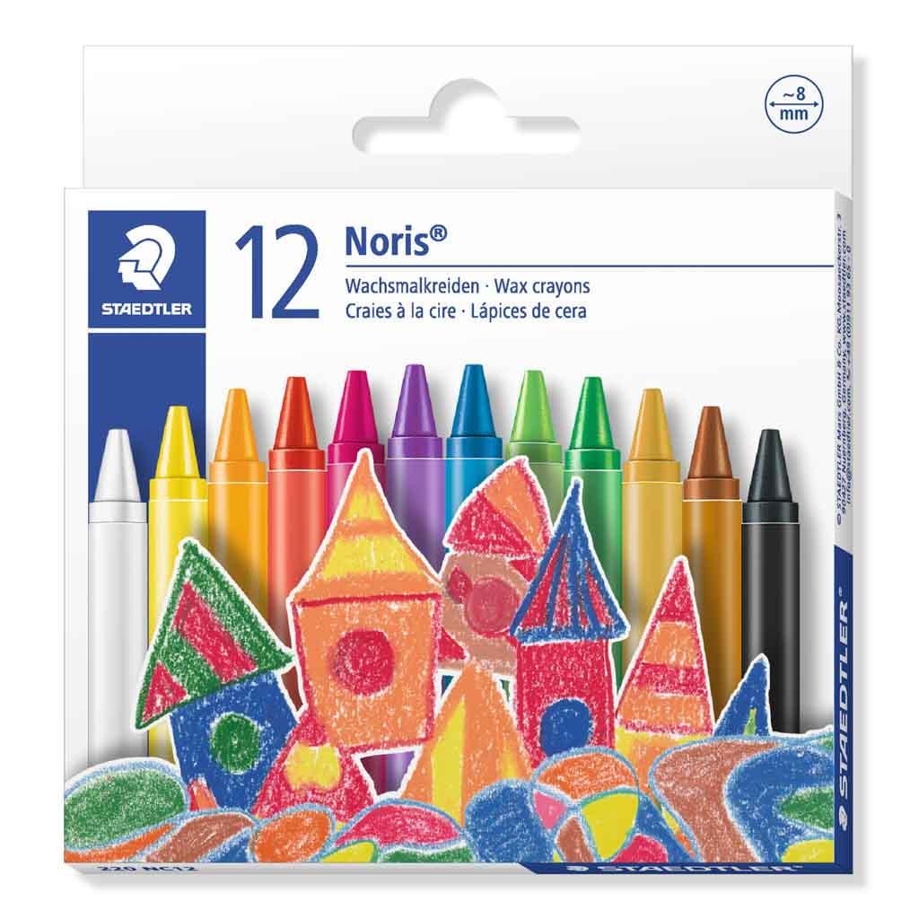 Staedtler Farbičky voskové / 12 ks