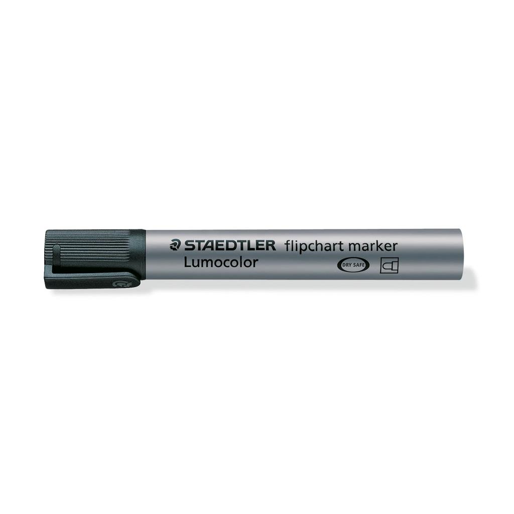 Staedtler Popisovač 356-9 FLIPCHART, okrúhly hrot 2 mm, čierny