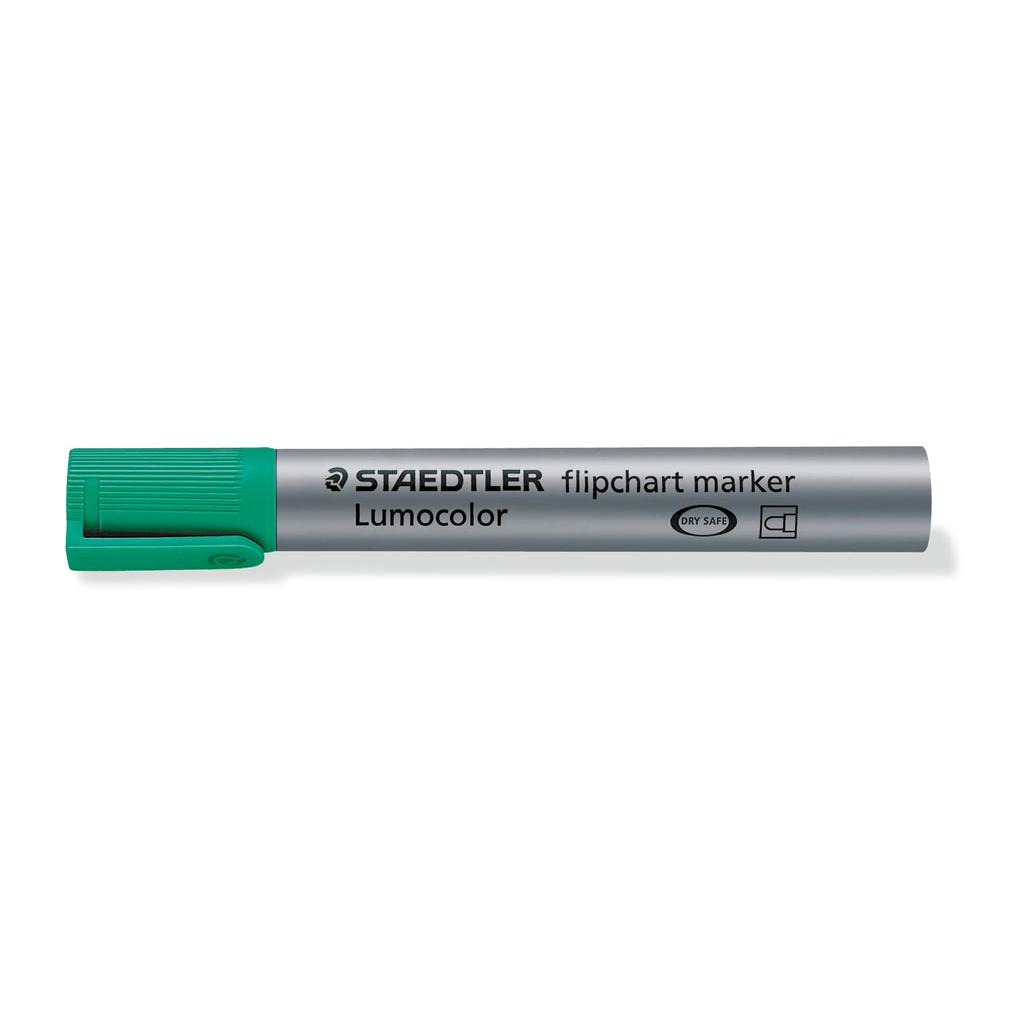 Staedtler Popisovač 356-5 FLIPCHART, okrúhly hrot 2 mm, zelený
