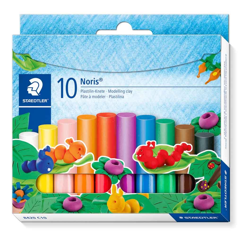Staedtler Modelovacia hmota / 10 farieb