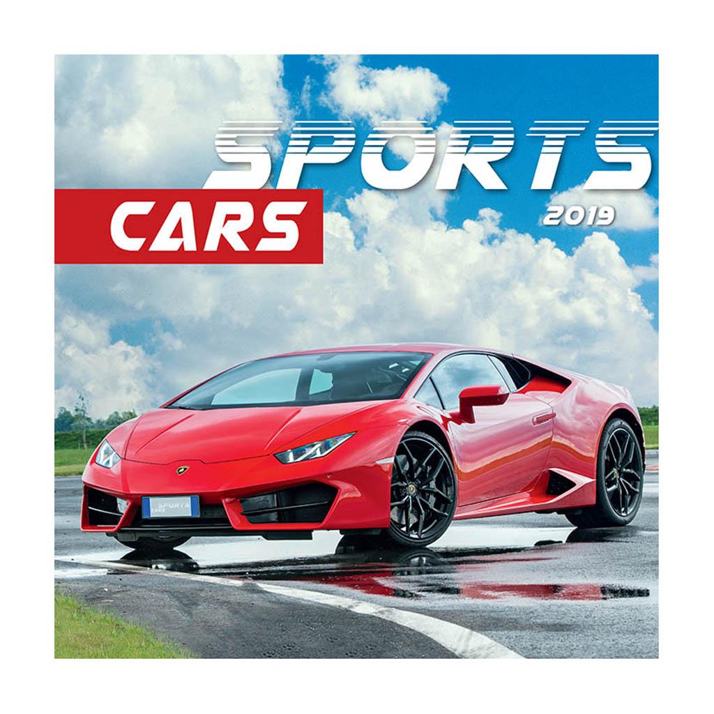 Sports cars 2019 / N39 (330x330 mm)