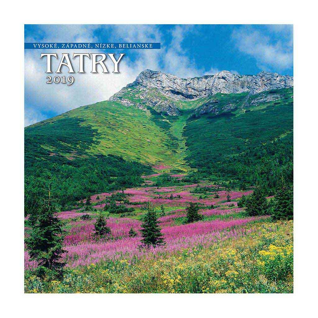 Tatry 2019 / N49 (330x330 mm)
