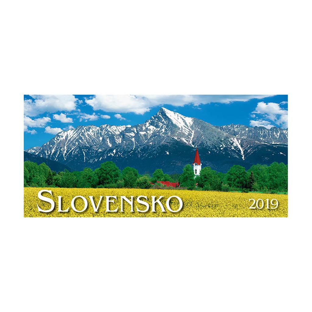 Slovensko riadkové 2019 / S04 (297x138 mm)