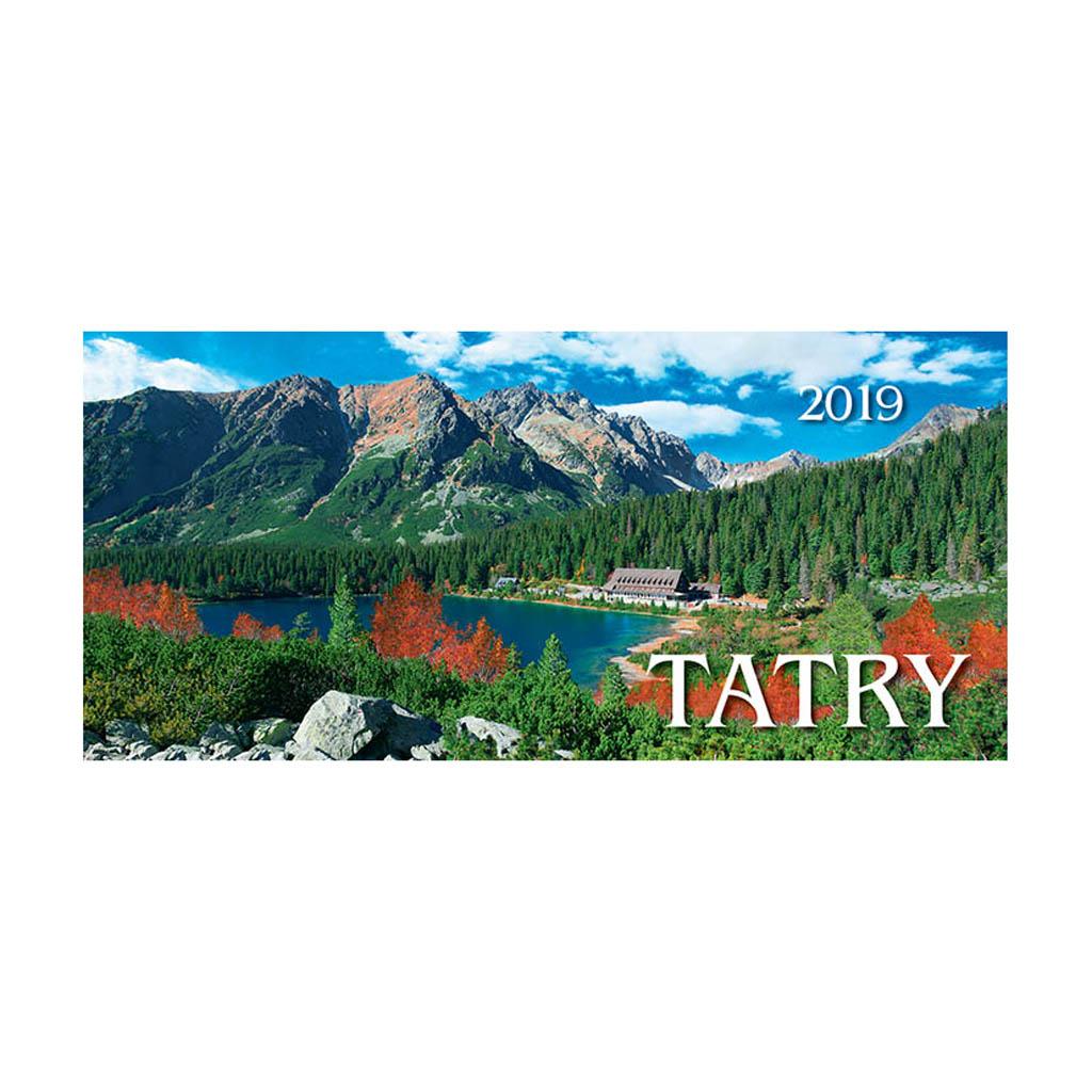 Tatry 2019 / S08 (297x138 mm)