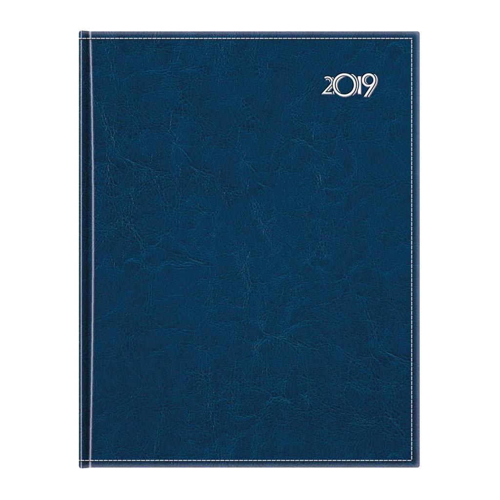 Manager diár NEAPOL, modrý 2019 / D60 (202x260 mm)
