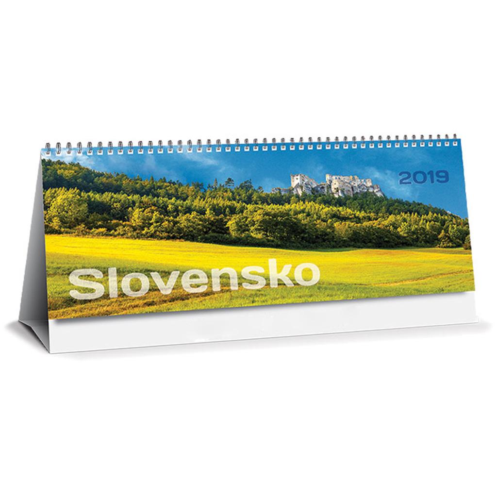Slovensko 2019 SK (300x120 mm), stĺpcový