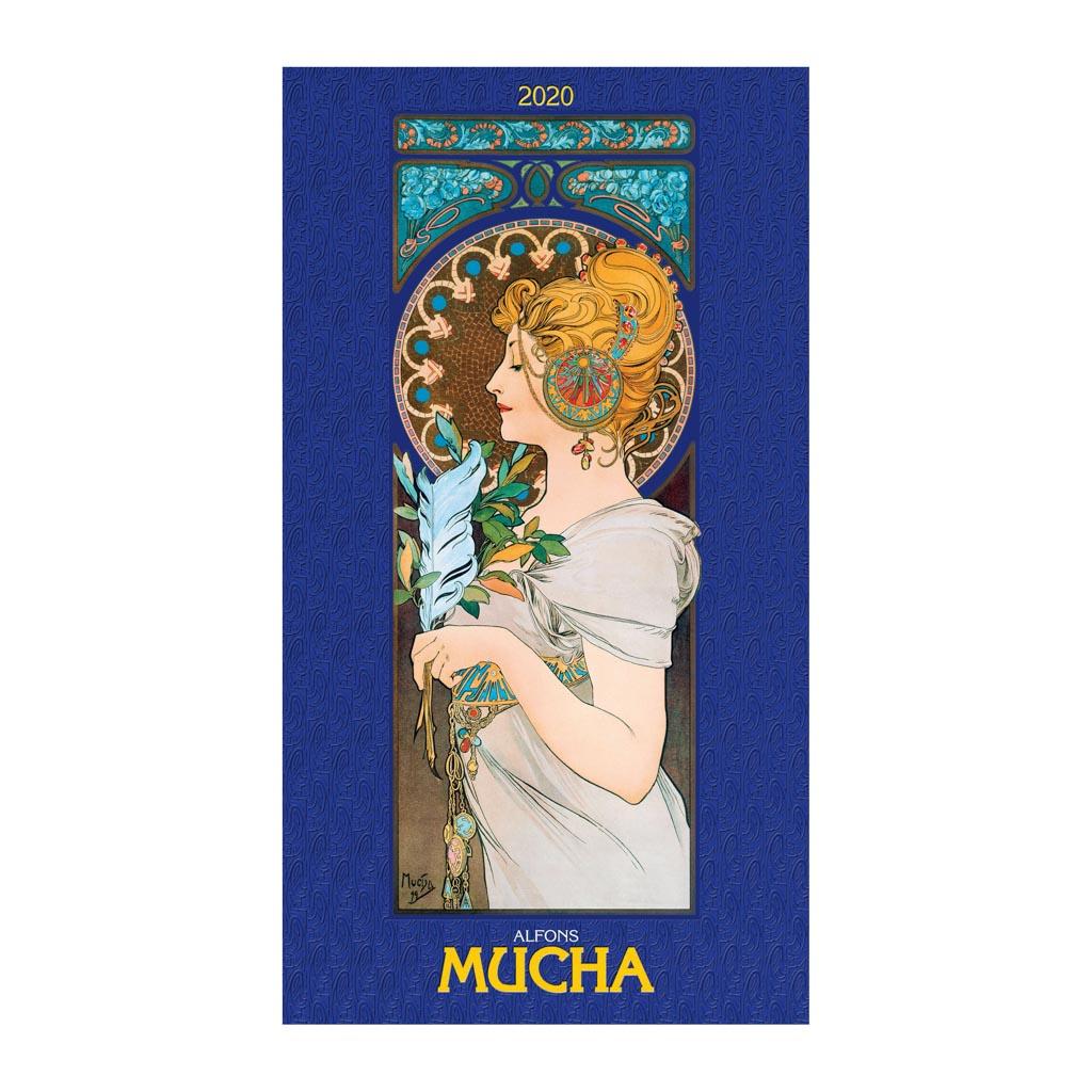 Alfons Mucha 2020 / N02 (330x600 mm)