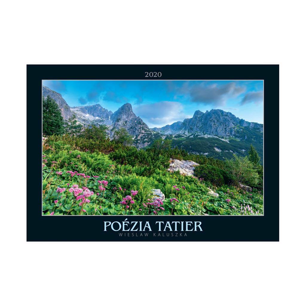 Poézia Tatier 2020 / N45 (485x340 mm)