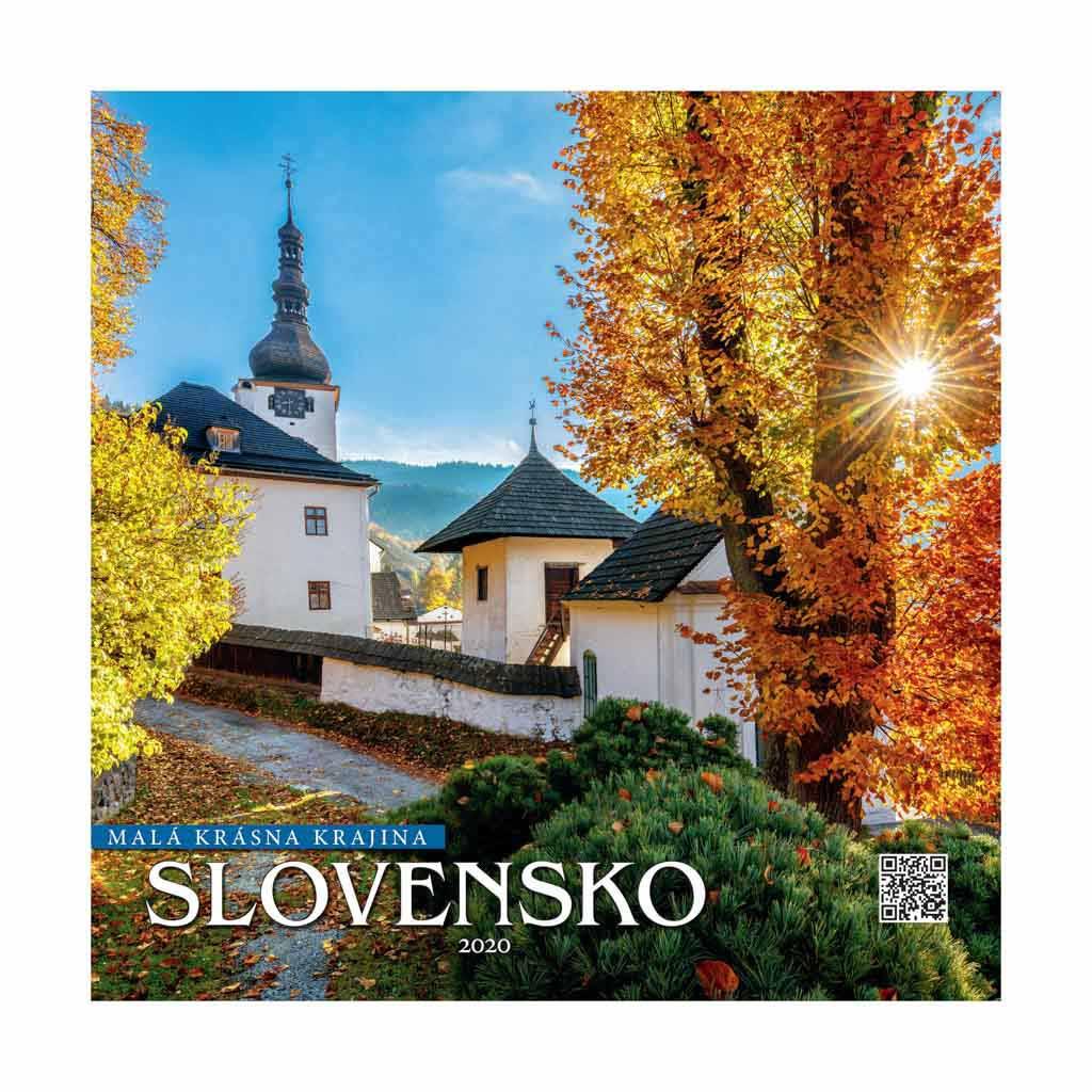 Slovensko 2020 / N47 (330x330 mm)