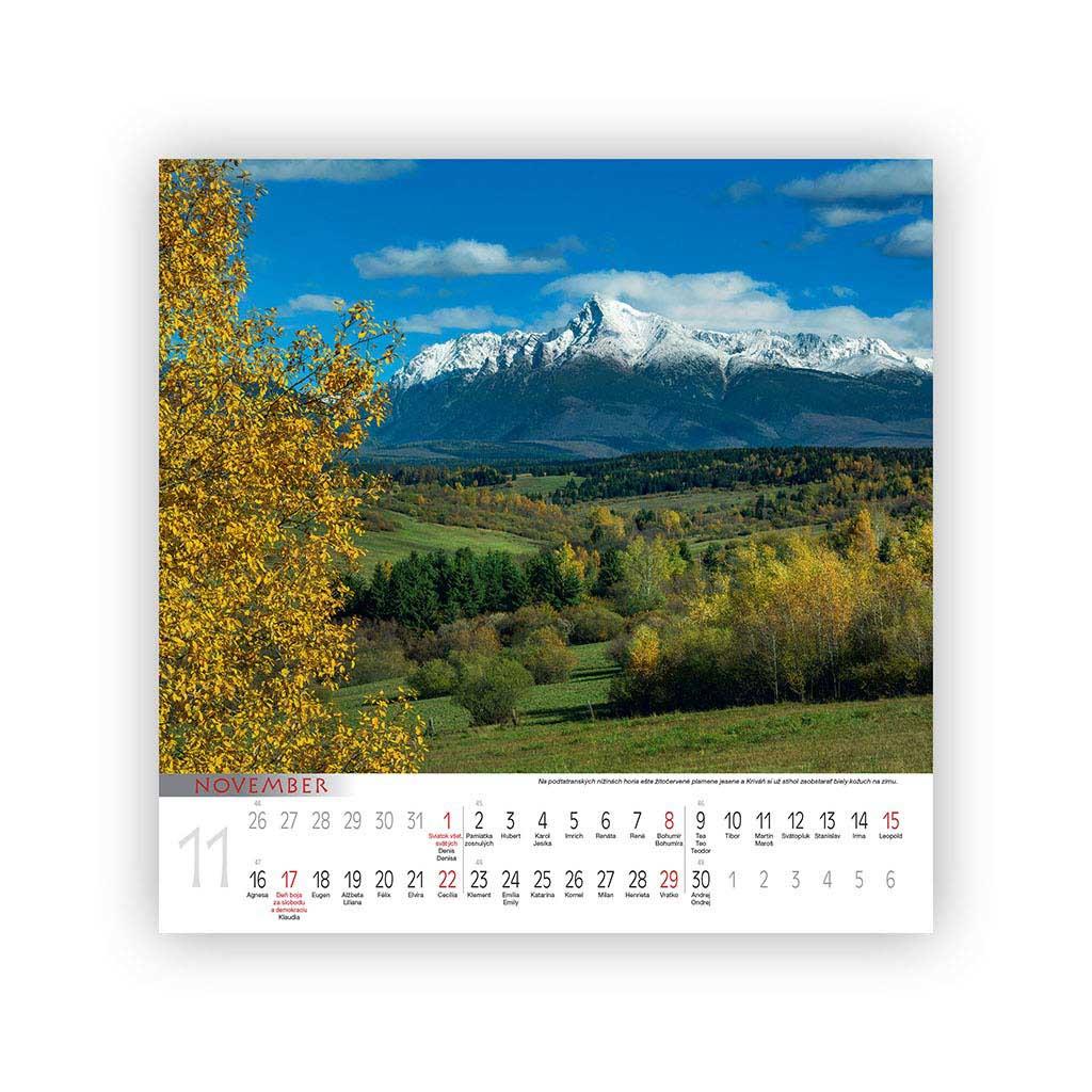 Tatry 2020 / N48 (330x330 mm)