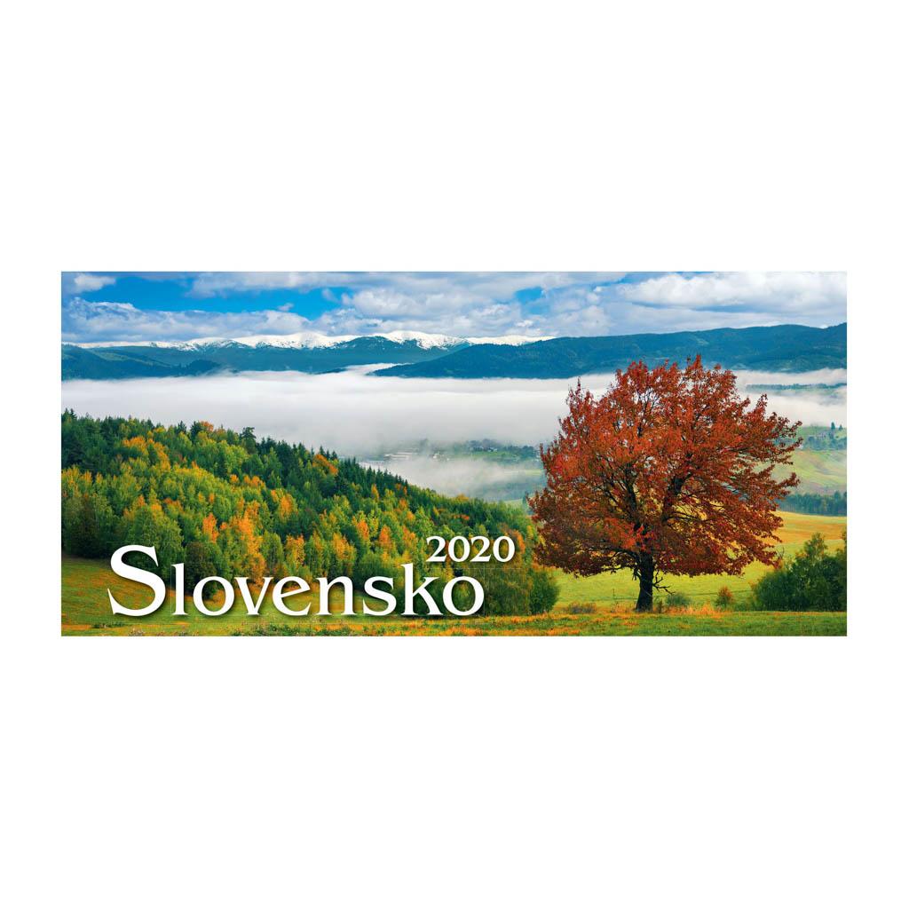 Slovensko stĺpcové 2020 / S04 (297x138 mm)