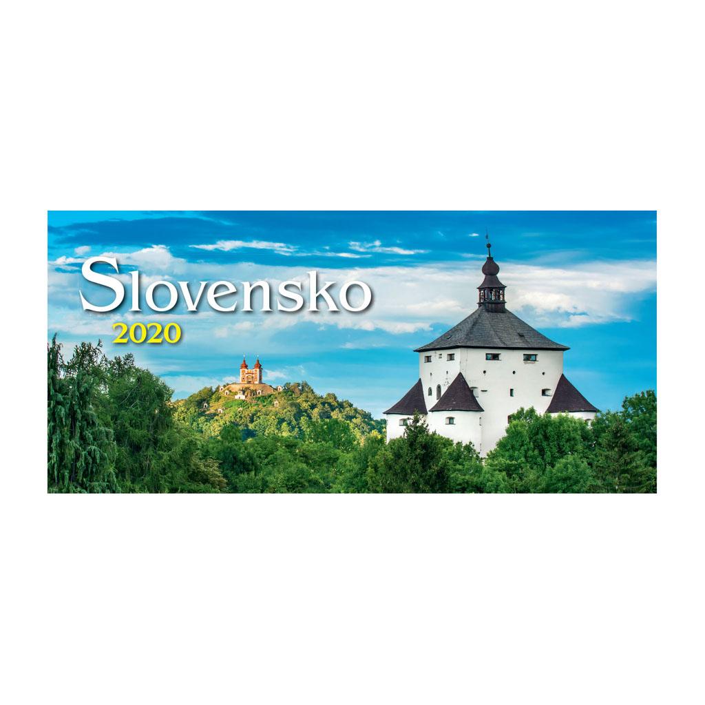 Slovensko riadkové 2020 / S05 (297x138 mm)