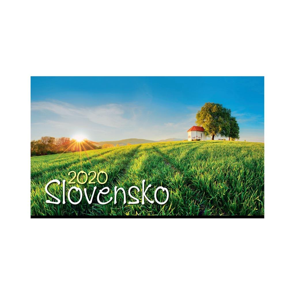 Slovensko špeciál 2020 / S07 (230x140 mm)