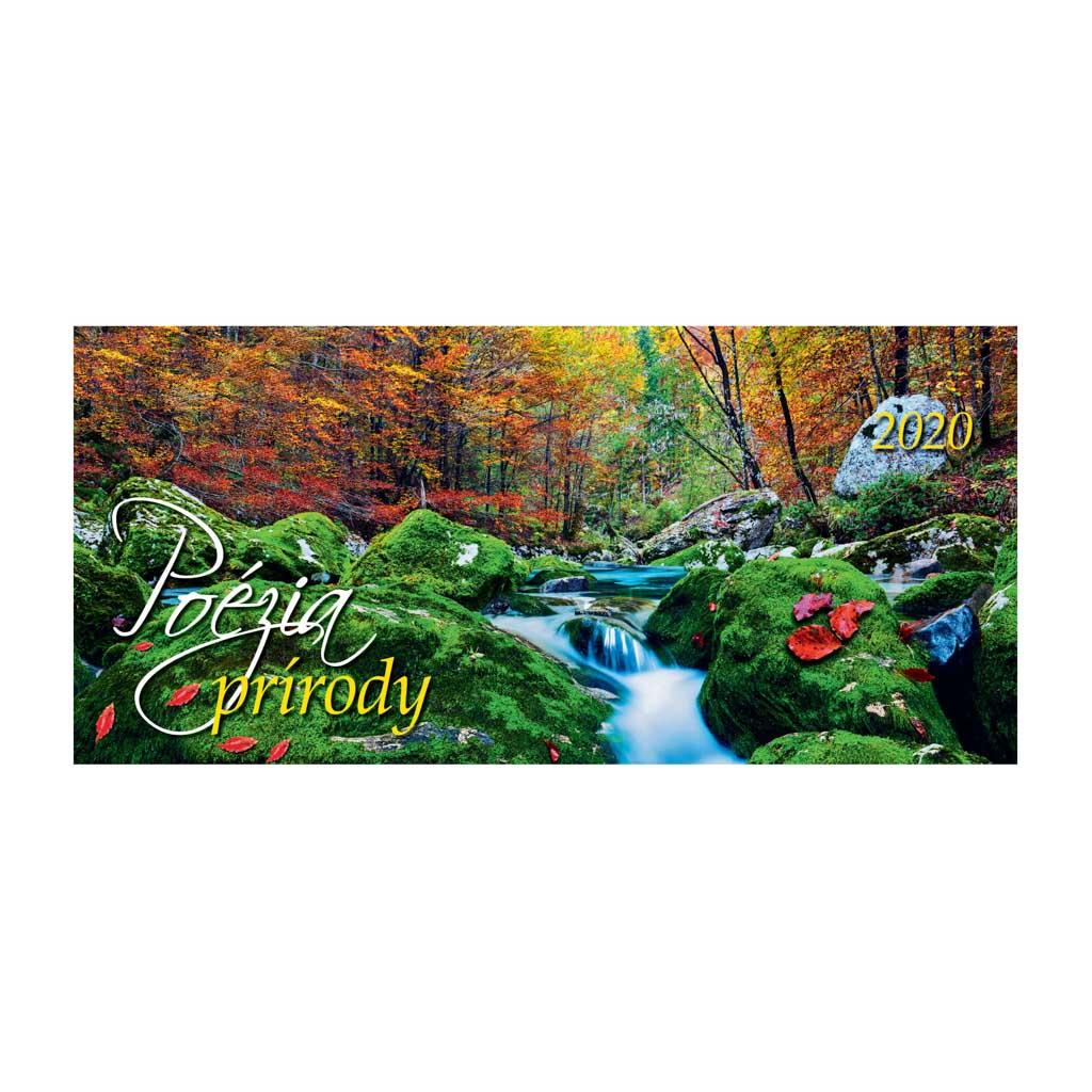 Poézia prírody 2020 / S08 (297x138 mm)