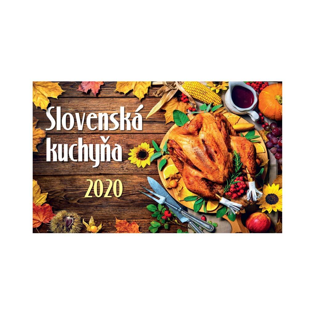 Slovenská kuchyňa 2020 / S13 (230x140 mm)