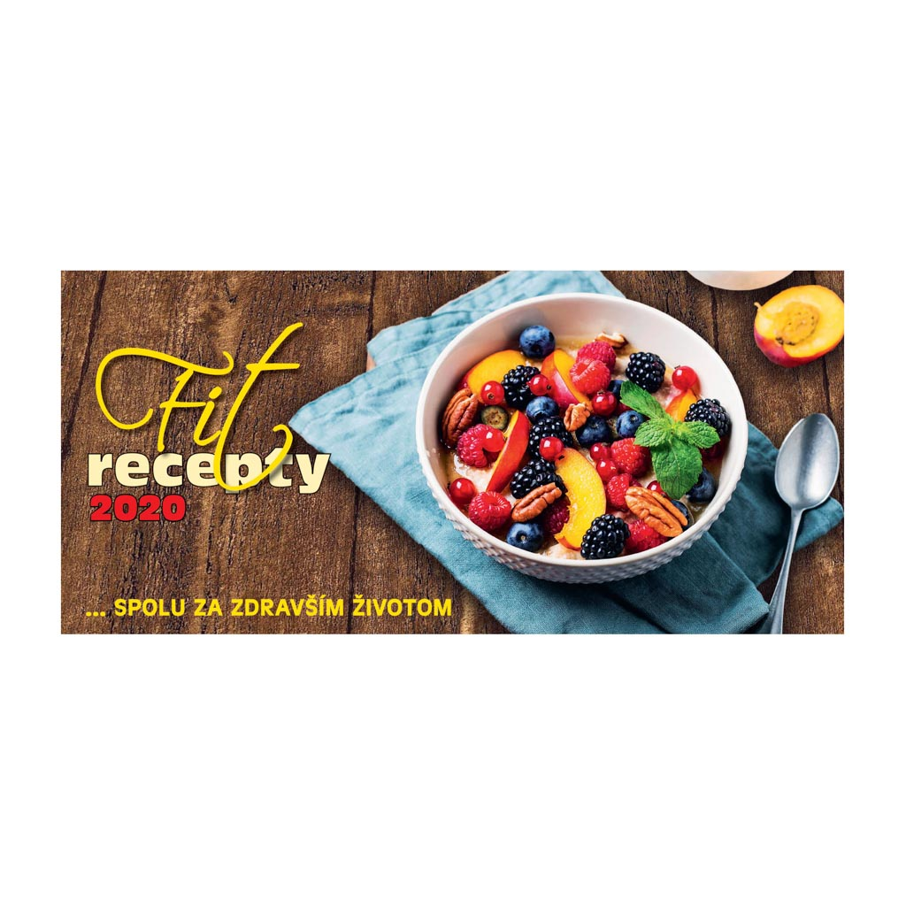 Fit recepty 2020 / S16 (297x138 mm)