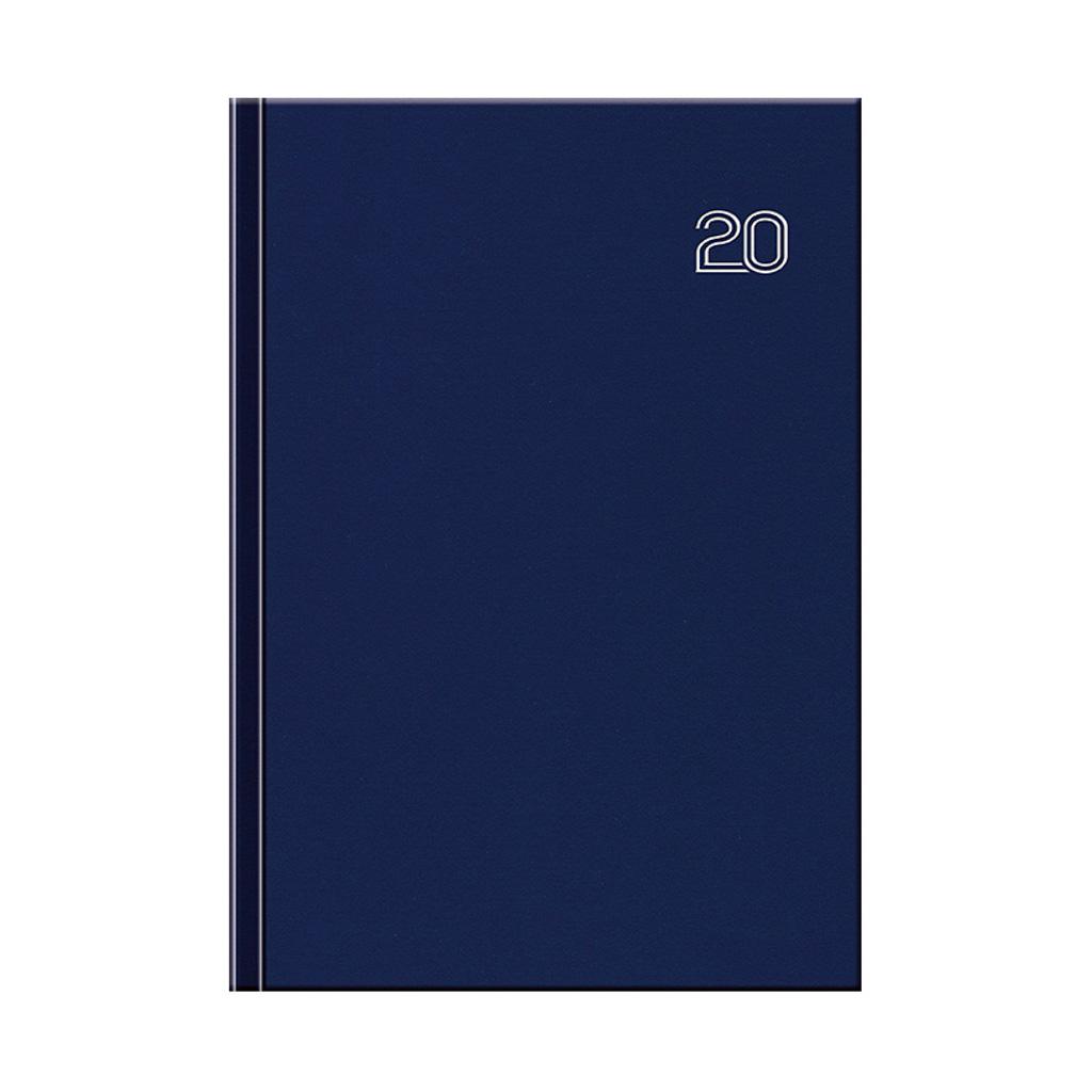 Manager diár FALCON modrý 2020 / D34 (B5- 170x240 mm)