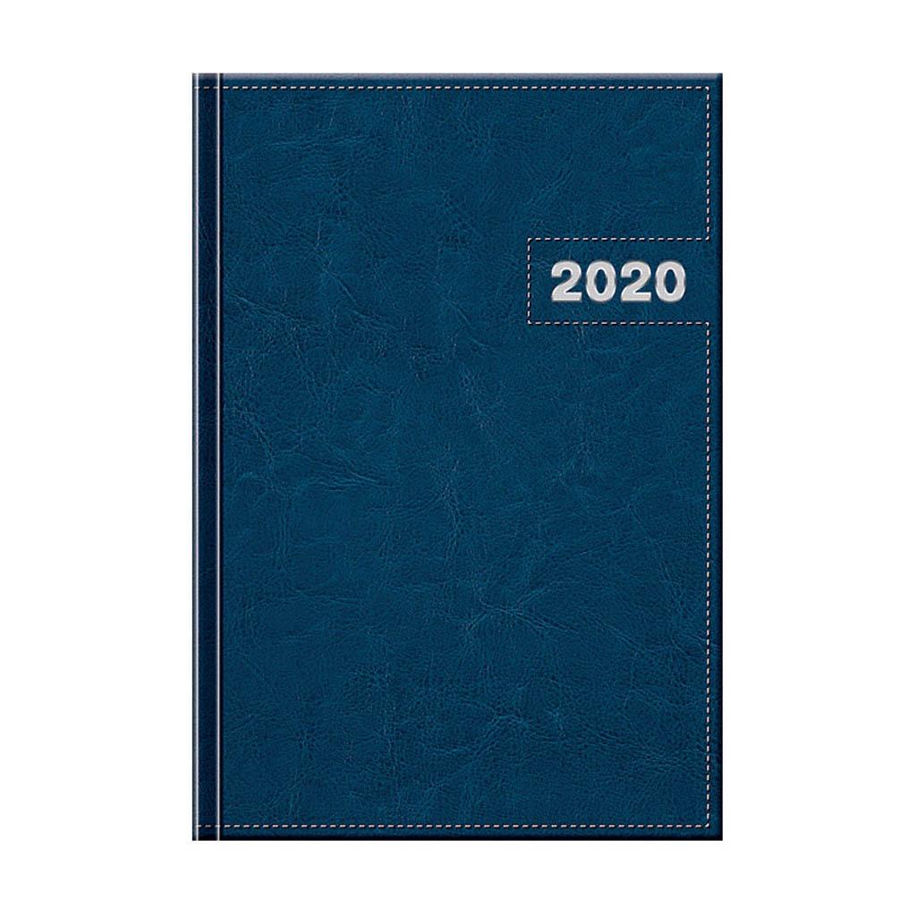 Denný diár NEAPOL modrý 2020 / D62 (142x204 mm)